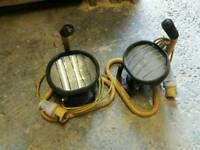 Site lights
