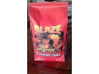 4kg X100 Real Hardwood Lumpwood Charcoal For BBQ Barbecues. Restaurant Charcoal