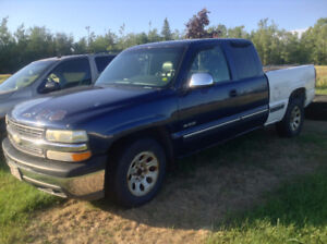 complete 1999 chevy silverado for parts