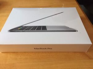 "Latest MacBook Pro (13""/256GB/3.1GHz/TB) New & Sealed in Box!"