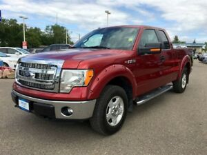 2014 Ford F-150 SuperCab XLT 4WD 5.0L