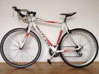 Claud & Butler used road bike