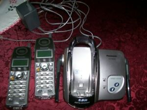 Panasonic Cordless Phone in excellent condition