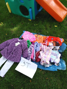 3T Girls Clothes - PRICED TO SELL ASAP!