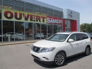 2013 Nissan Pathfinder SL CUIR + TOIT PANORAMIQUE