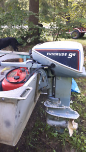 Aluminum boat package
