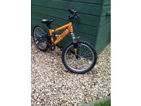 Apollo Stomp Mountain Bike 20"