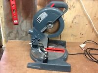 Pro 750w compound mitre chop saw
