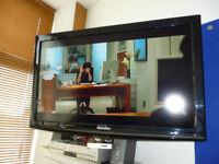 "PANASONIC VIERA 37 "" DVB DIGITAL FREEVIEW DOLBY TV FLAT SCREEN"