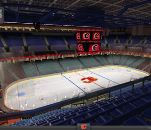 Looking to split my Flames season tickets