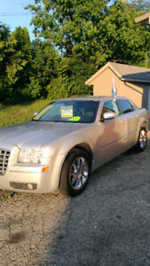 2009 Chrysler 300 AWD Touring Sedan