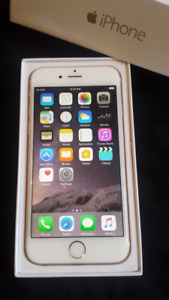 2 available  - 64GB Apple Iphone 6 - Amazing Condition