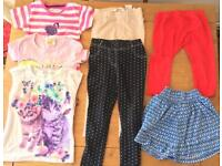 Bundle of clothes 5-6 years