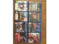 Playstation Games Bundle