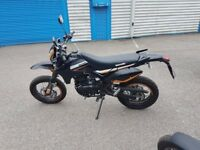 70mph+ Learner legal Lexmoto Adrenaline 125cc Great condition