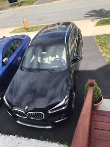 Lease takeover for a 2016 BMW X1