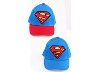 Superman Baseaball Cap (NEW)