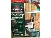 Brand New Patio Heater In Box