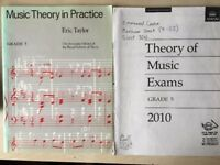 ABRSM Grade 5 Music Theory in Practice & ABRSM Theory of Music Exams practice papers