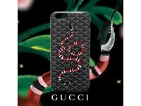 Goyard x Gucci Snake iPhone 6/6s Tough Case