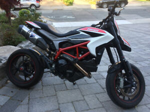 2013 Ducati Hypermotard 821 SP
