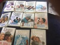 Danielle Steel 11 Dvds + gone in a night
