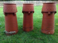 Chimney Plant Pots