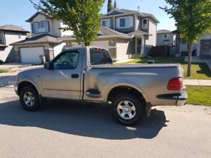 2002 Ford F150 4x4
