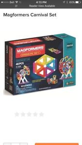 Brand new Magformers 46pc