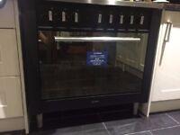 Indesit Cucina dual-fuel range cooker