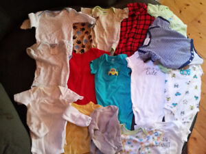 Neutral and Boys Clothes