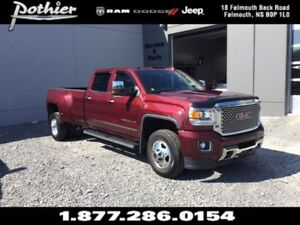 2016 GMC Sierra 3500HD Denali | LEATHER | ON STAR | HEATED SEATS