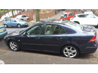 SAAB 9-3 1.9 TID 05' VECTOR FULLY LOADED ONLY 111K