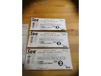 Carfest 3 day camping tickets 2 adults and 1 child 25-27/08/17 in Hampshire Children in need festie