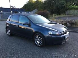 2009(59) Volkswagen Golf 2.0 TDI SE 140 BHP Top Of the Range + Not Ford VW Audi A3 A4