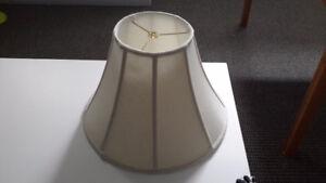 Abat-jour pour lampe de table ou lampe sur pied