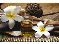 Thai Massage Therapist in Berkshire