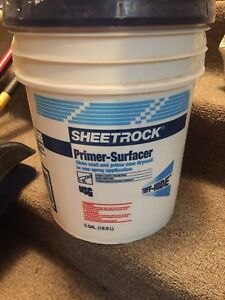 5 gal bucket of Primer and surfacer