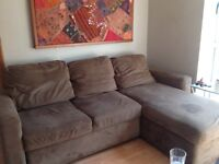 Chaise lounge sofa bed for sale £30
