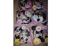 6x bags of mixed buttons, £2 for them all