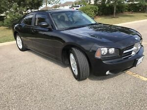 2010 SXT Charger Leather