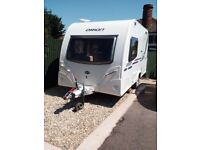 Bailey Orion 400-2 Two berth lightweight touring caravan