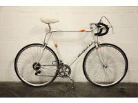 Vintage PEUGEOT & RALEIGH Racing Road Bikes - 80s & 90s Restored Retro Steel - Classic - New Parts