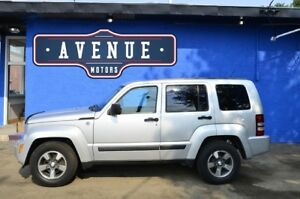 2009 JEEP LIBERTY - 4 Door Station Wagon SPORT 4WD
