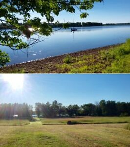 925 feet on St John River~~27 acres +House+ Barn. A RARE FIND!!!
