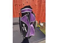 Ben Sayers Ladies Golf Cart bag