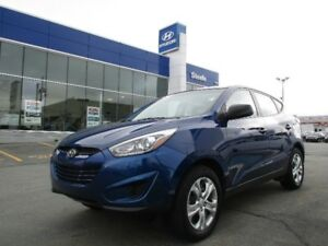 2015 Hyundai TUCSON GL Manual heated seats bluetooth cruise a/c