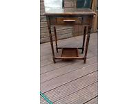 old hall etc table (£40 ono)