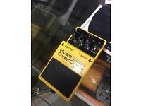 BOSS Bass Overdrive effect pedal ODB-3