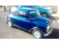 Classic 1994 ROVER MINI TAHITI, 1275cc, Manual, 21,000 miles, One of only 500 produced. Minter.